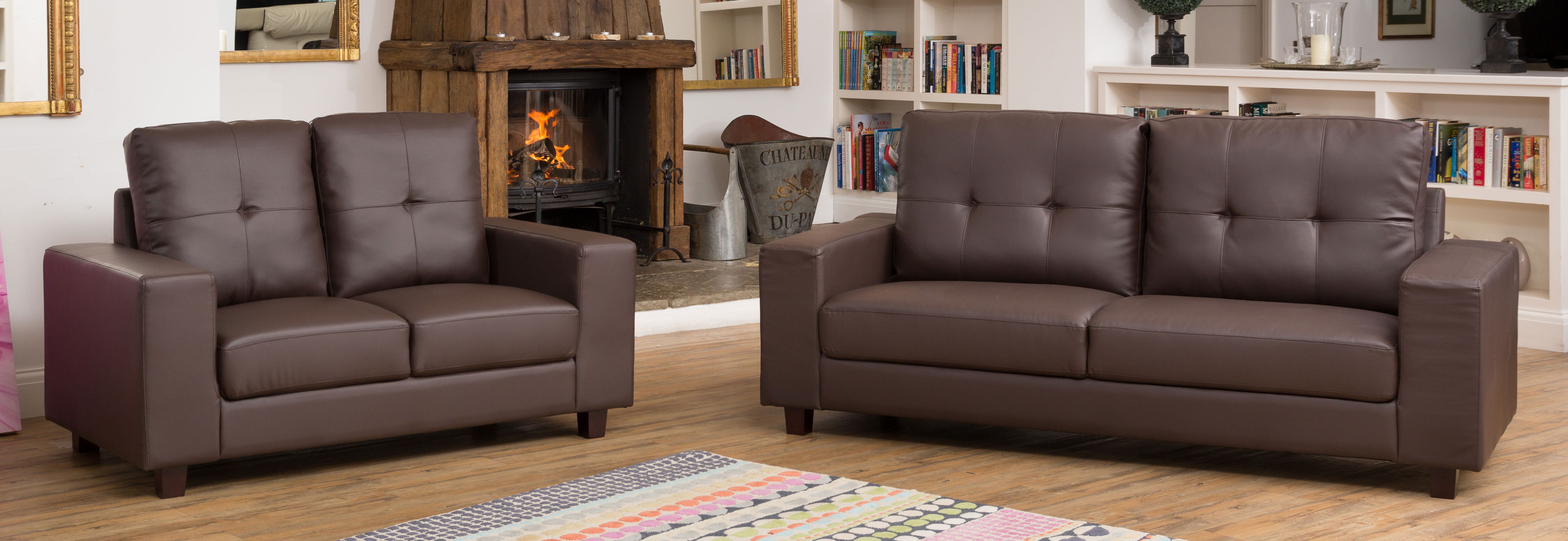Ashdown Suite brown