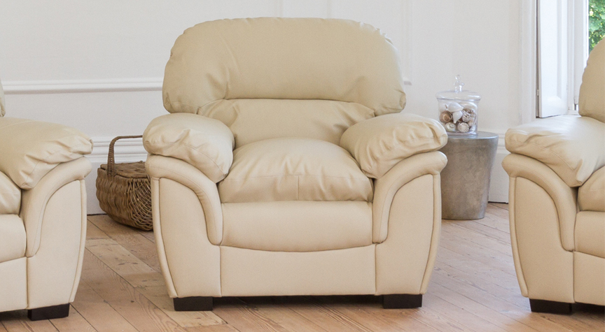 Berkeley armchair cream