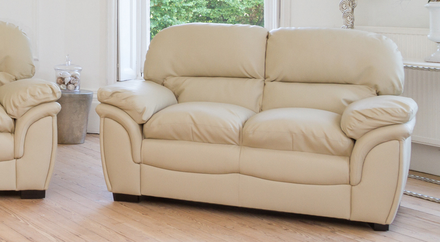 Berkeley 2 seat sofa cream