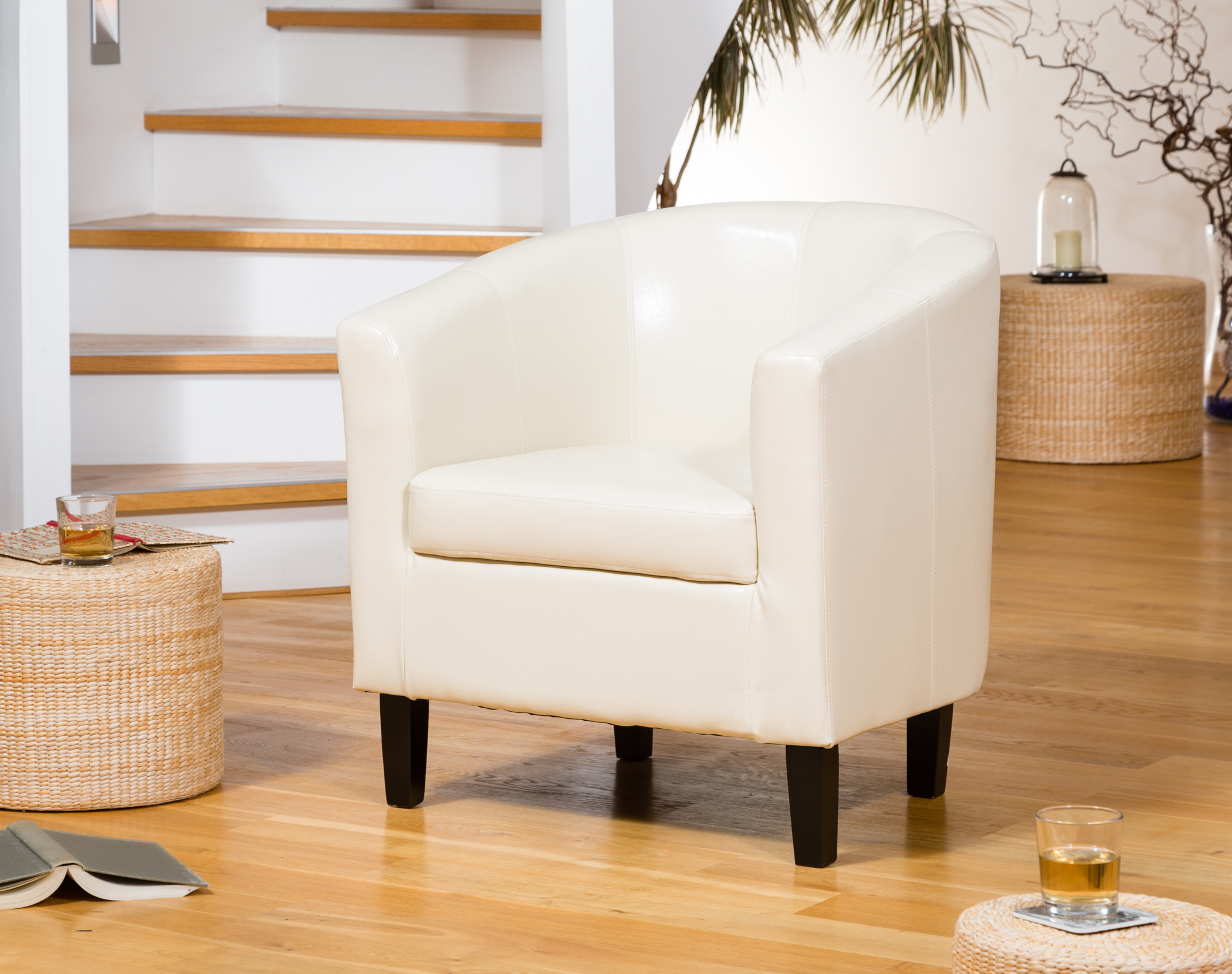 Boscombe Tub Chair cream