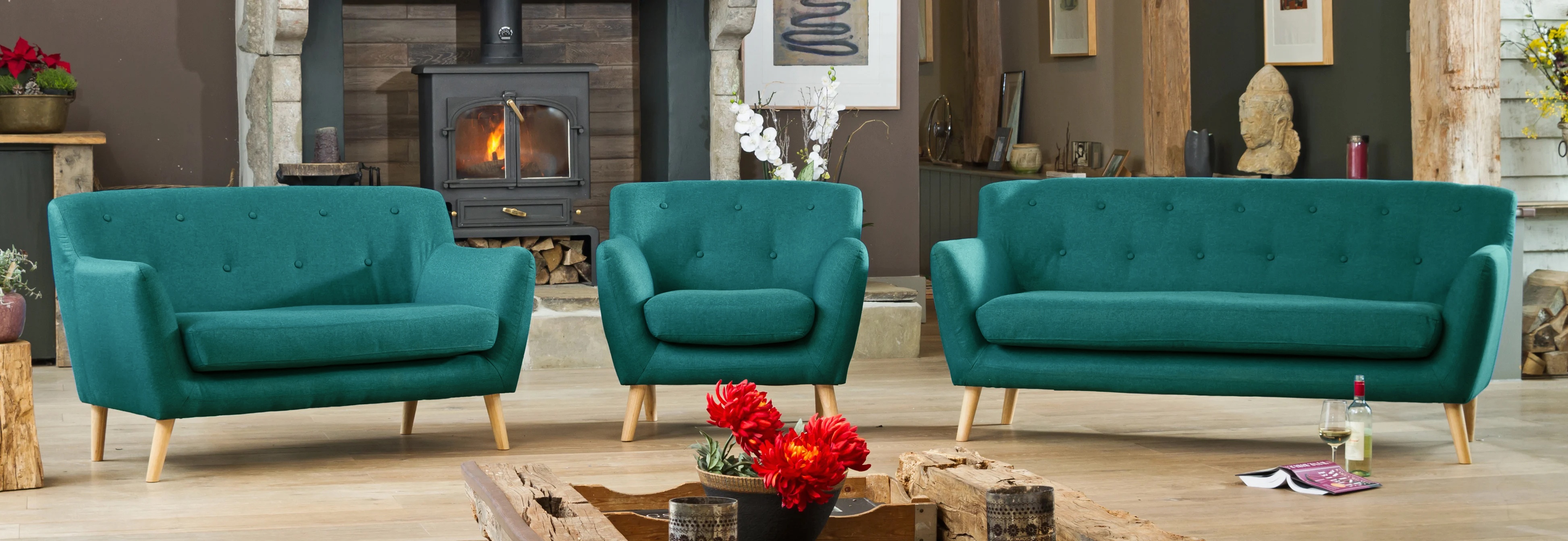 Bourchier suite teal