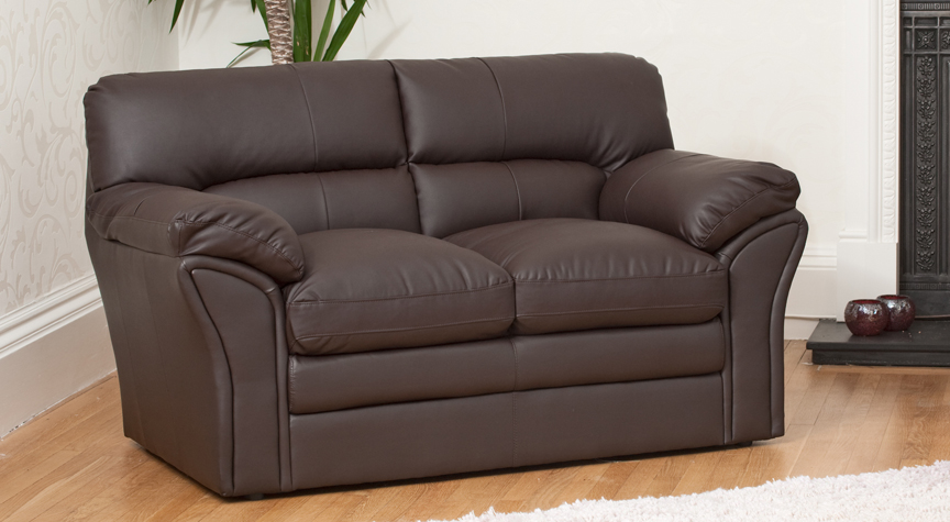 Danforth 2 seater brown
