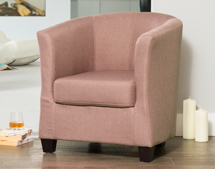 Filton tub chair mink