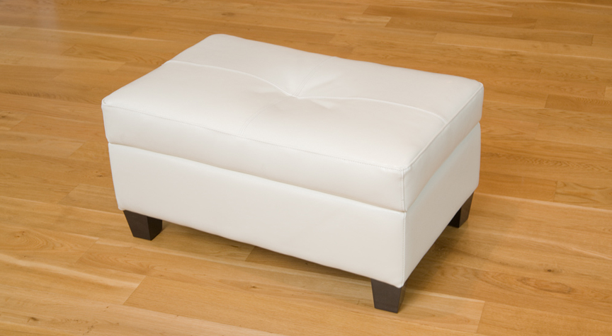 Footrest Ivory