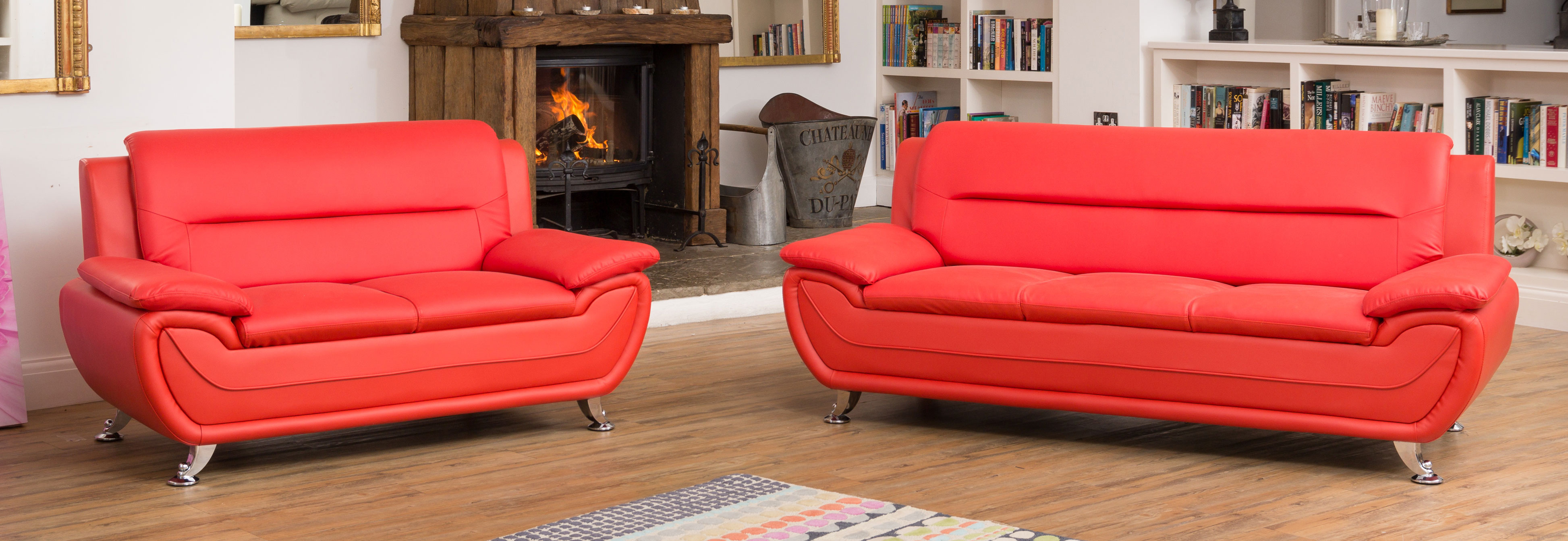 Gresham Suite red