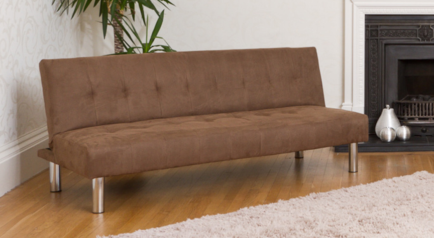 Harewood 3s sofabed cappuccino