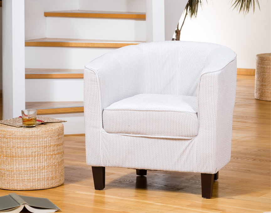 Hartford tub chair natural