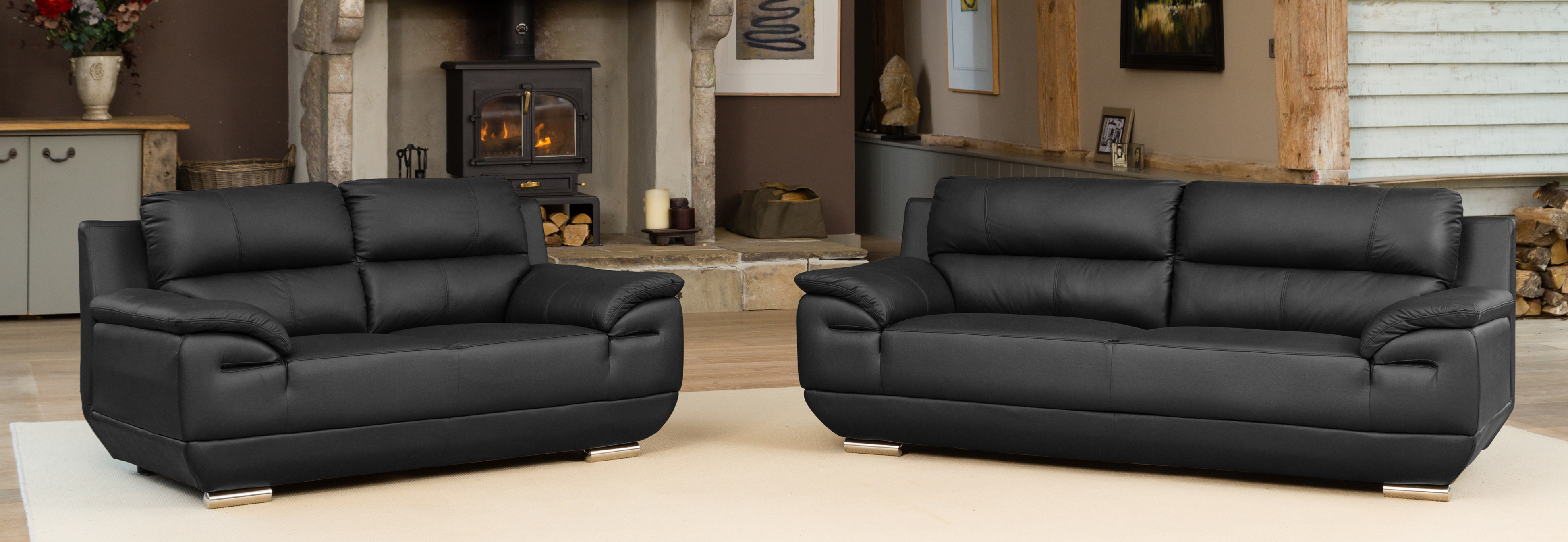 Knighton Suite black