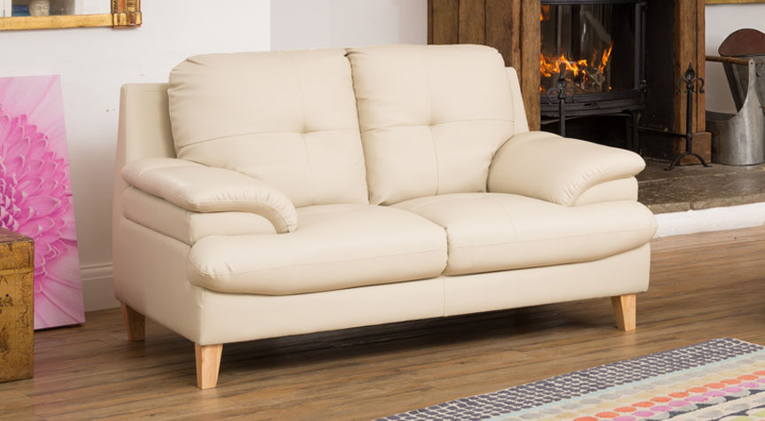 Marsden 2 Seat Sofa Cream