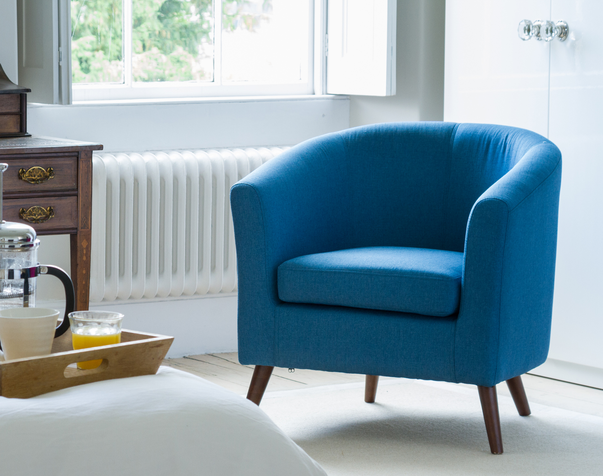 Risborough Tub Chair blue