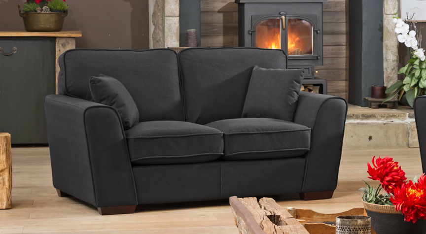 Somerset 2 seat charcoal