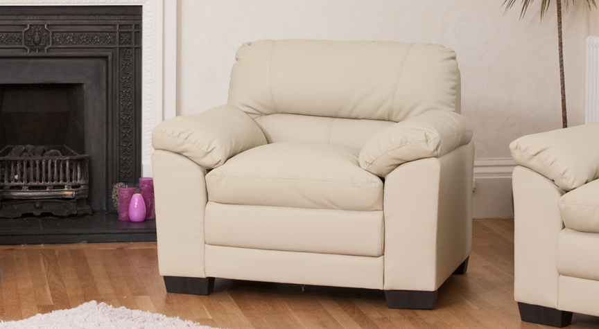 Sotherby armchair cream