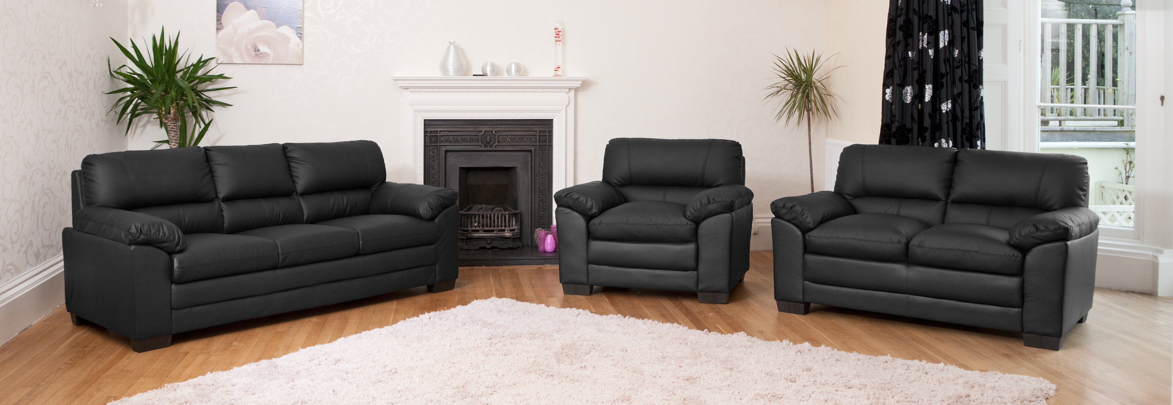 Sotherby Suite black