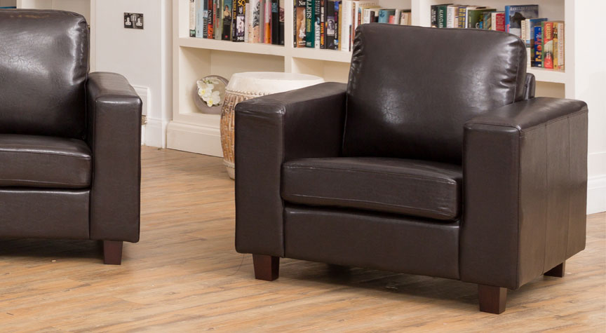 Stoneleigh Armchair Brown