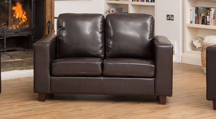 Stoneleigh 2 Seat Sofa Brown