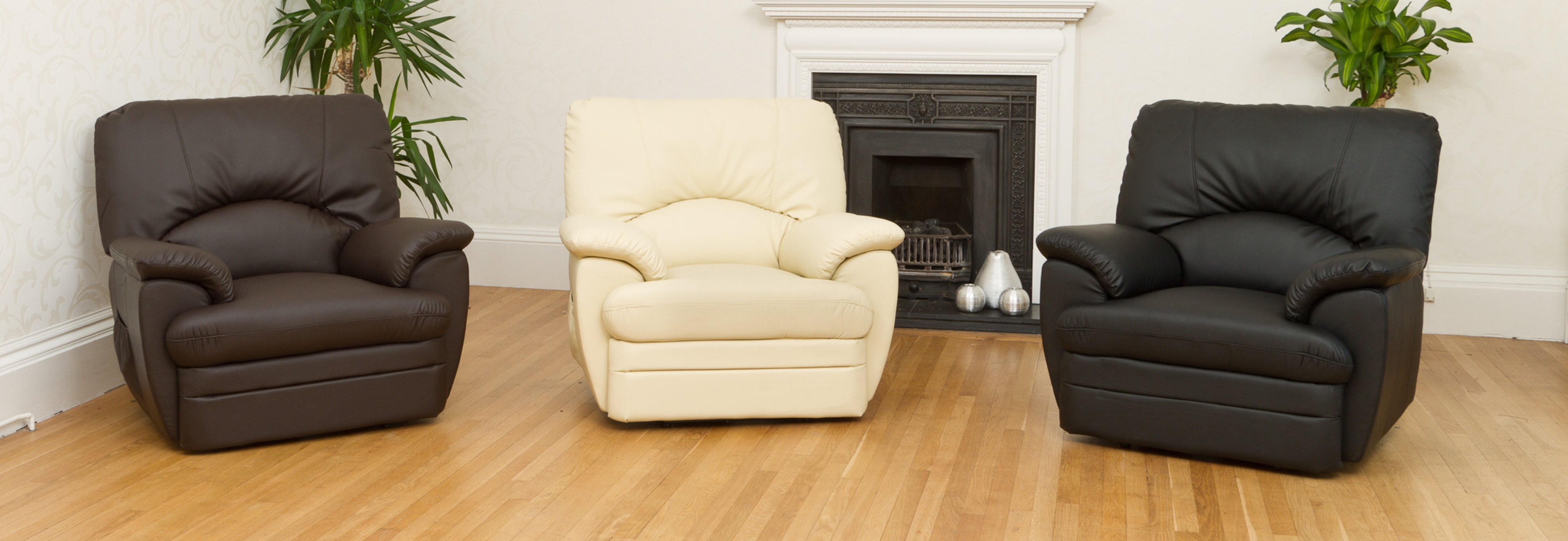 zz Tamworth Electric Recliner brown
