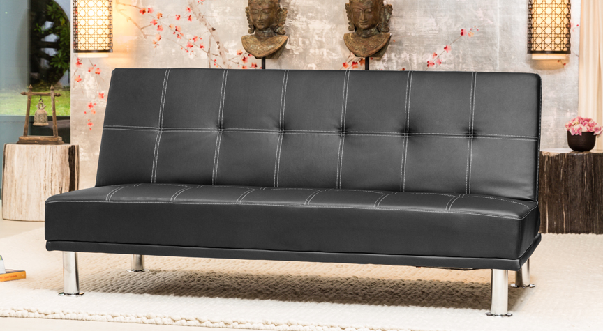 Thorncliffe sofabed black