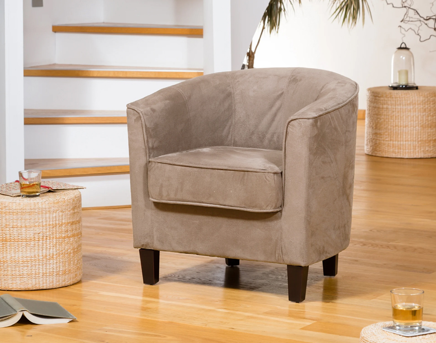 Winslow Tub Chair Mocha